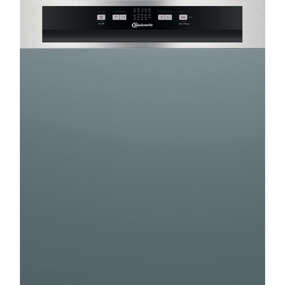 Bauknecht Dishwasher Einbaugerät BRBE 2B19 X Teilintegriert A+ Frontal
