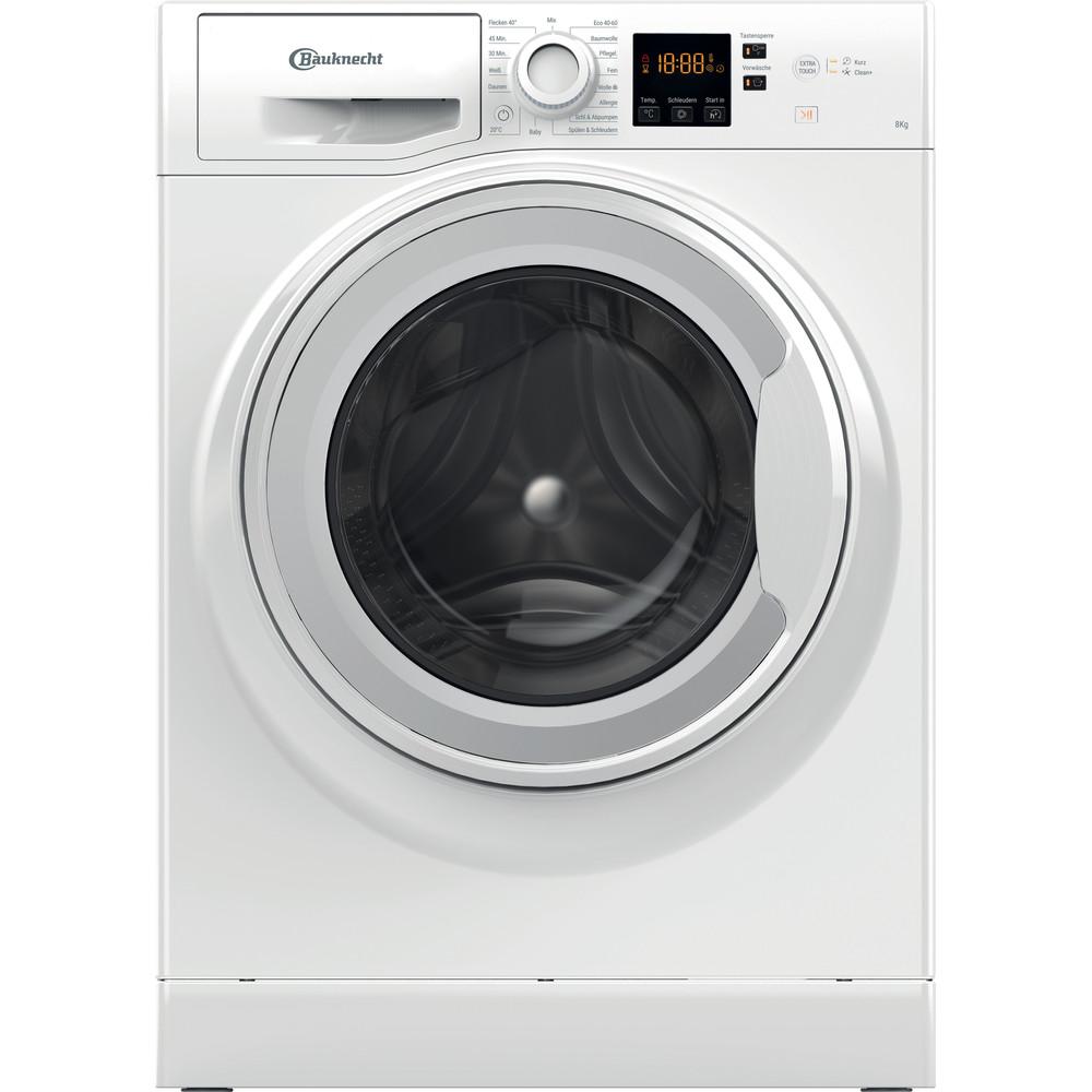Bauknecht Waschmaschine Standgerät WWA 843 Weiss Frontlader A+++ Frontal
