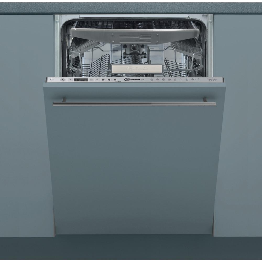 Bauknecht Dishwasher Einbaugerät BSIO 3O23 PFE X Vollintegriert A++ Frontal
