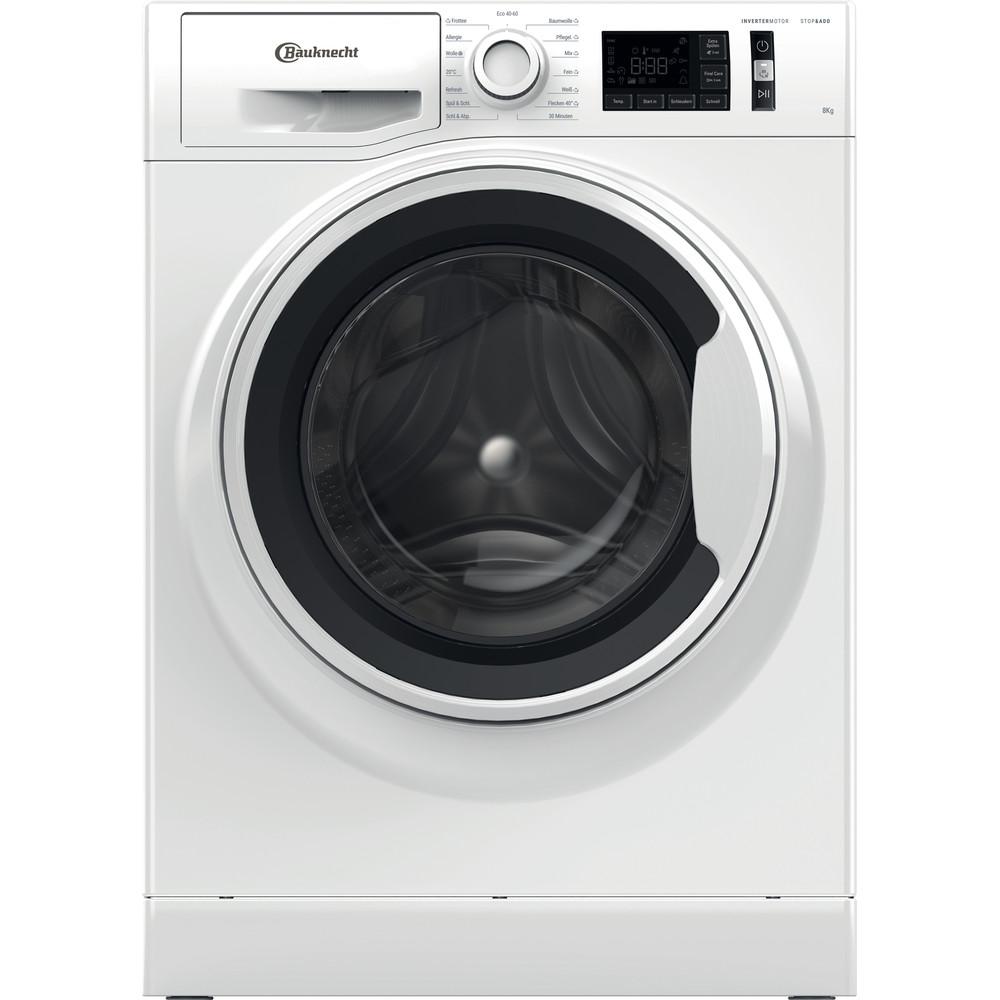 Bauknecht Waschmaschine Standgerät WM 811 C Weiss Frontlader A+++ Frontal