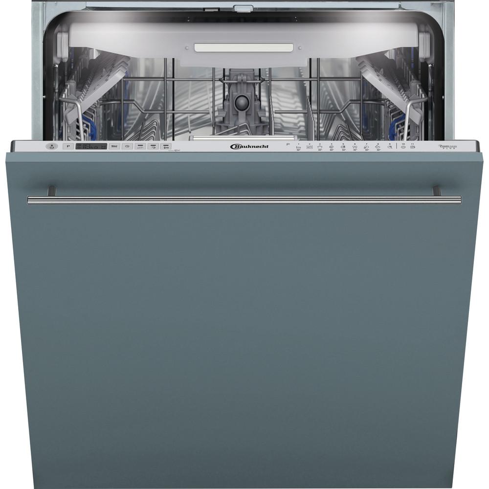 Bauknecht Dishwasher Einbaugerät BCIO 3T133 PFETC Vollintegriert A+++ Frontal