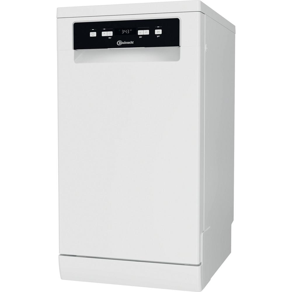 Bauknecht Dishwasher Standgerät BSFC 3M19 Standgerät A+ Perspective