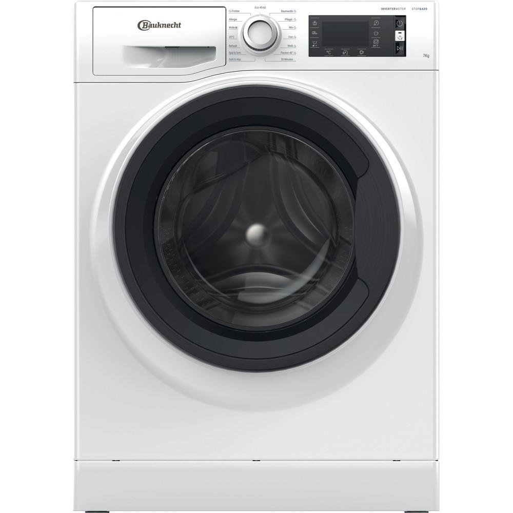 Bauknecht Waschmaschine Standgerät WA Platinum 722 C Weiss Frontlader A+++ Frontal