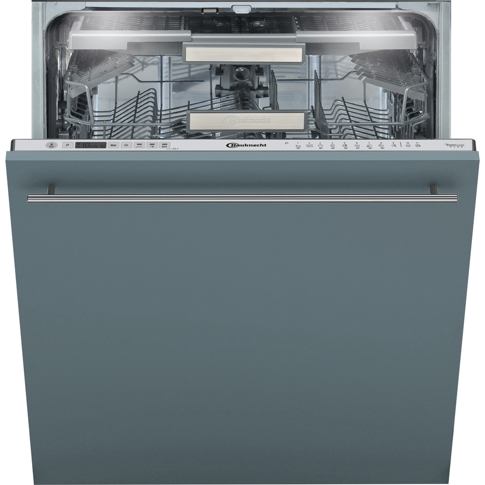Bauknecht Dishwasher Einbaugerät BCIO 3O41 PLET S Vollintegriert C Frontal