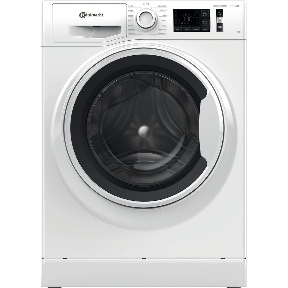 Bauknecht Waschmaschine Standgerät W Active 811 C Weiss Frontlader C Frontal