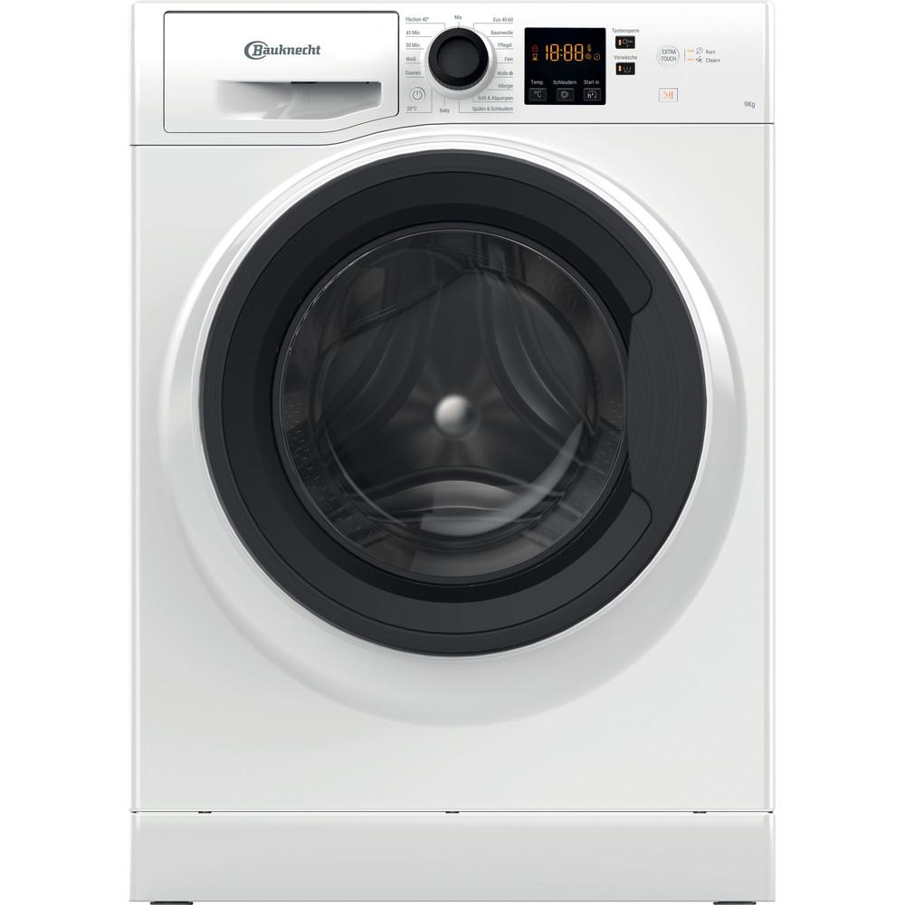 Bauknecht Waschmaschine Standgerät WM 9 M100 Weiss Frontlader A+++ Frontal