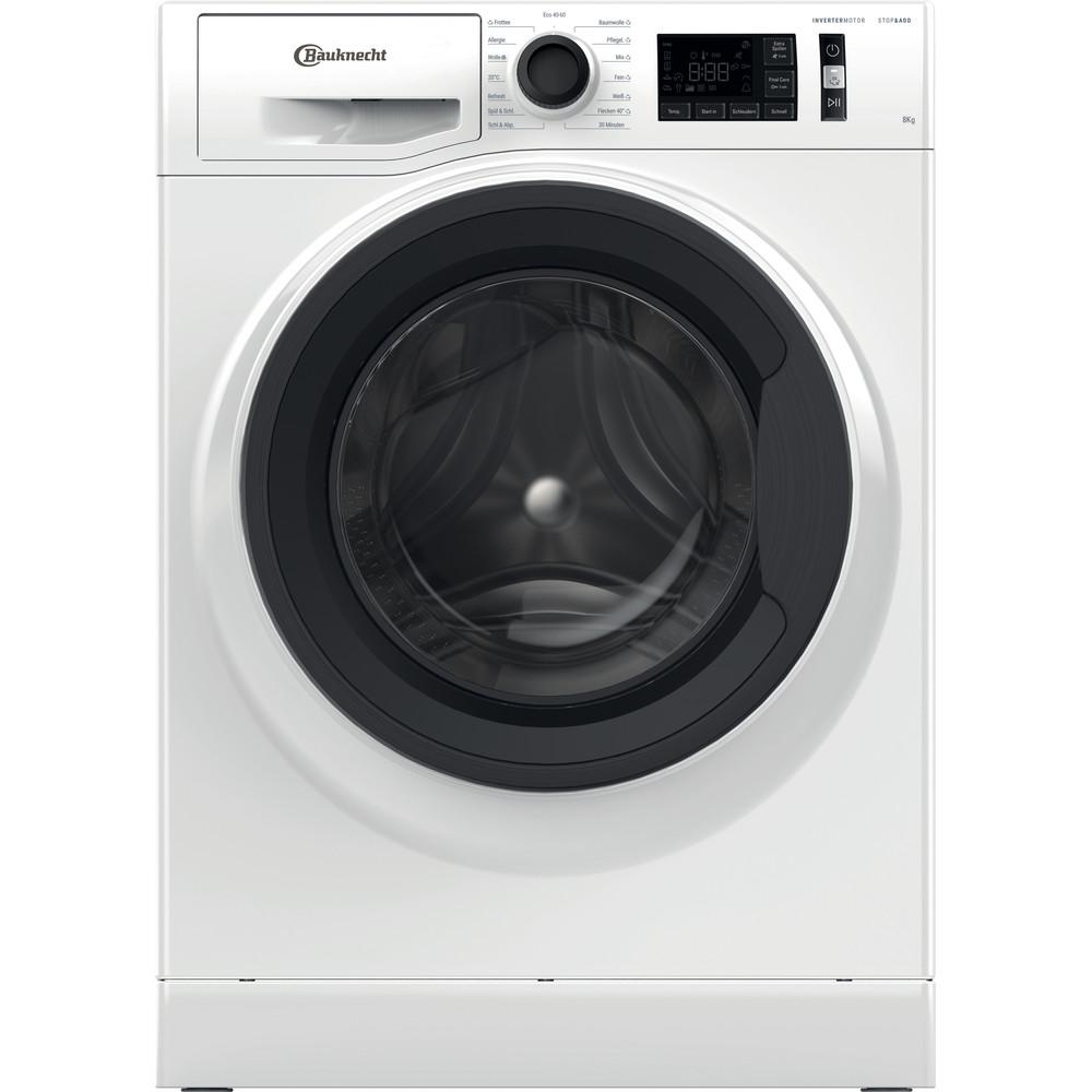 Bauknecht Waschmaschine Standgerät WM Elite 811 C Weiss Frontlader A+++ Frontal