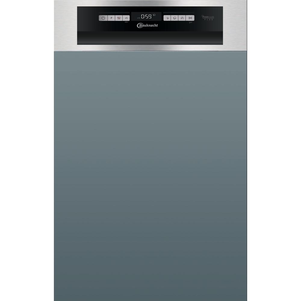 Bauknecht Dishwasher Einbaugerät BSBO 3O23 PF X Teilintegriert E Frontal