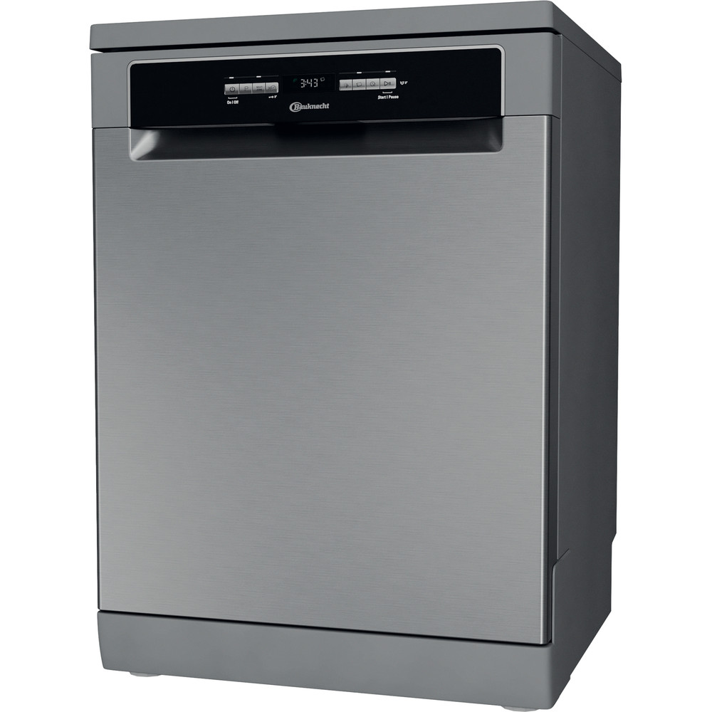 Bauknecht Dishwasher Standgerät OBFO PowerClean 6330 Standgerät D Perspective