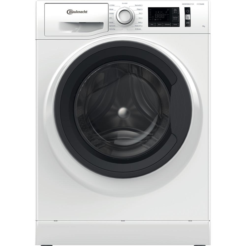 Bauknecht Waschmaschine Standgerät W Active 712C Weiss Frontlader A+++ Frontal