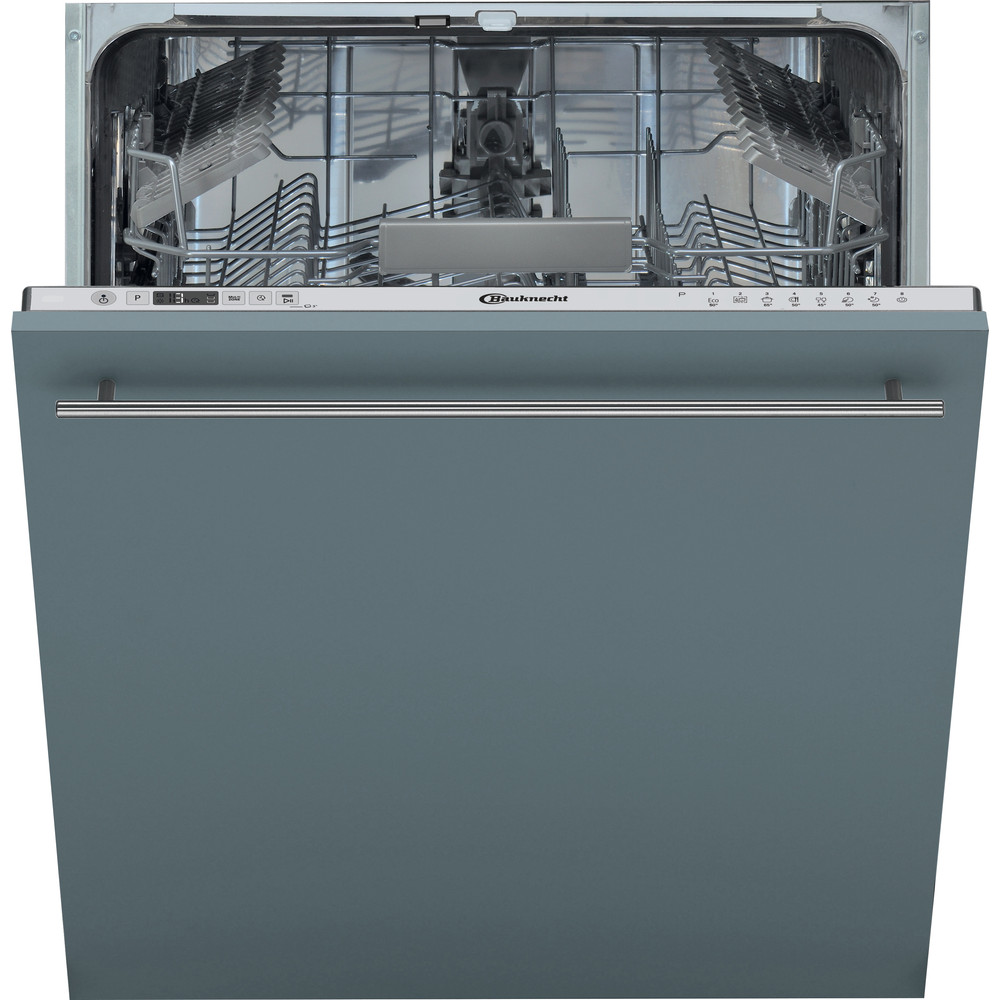 Bauknecht Dishwasher Einbaugerät BCIC 3C26 ES Vollintegriert E Frontal