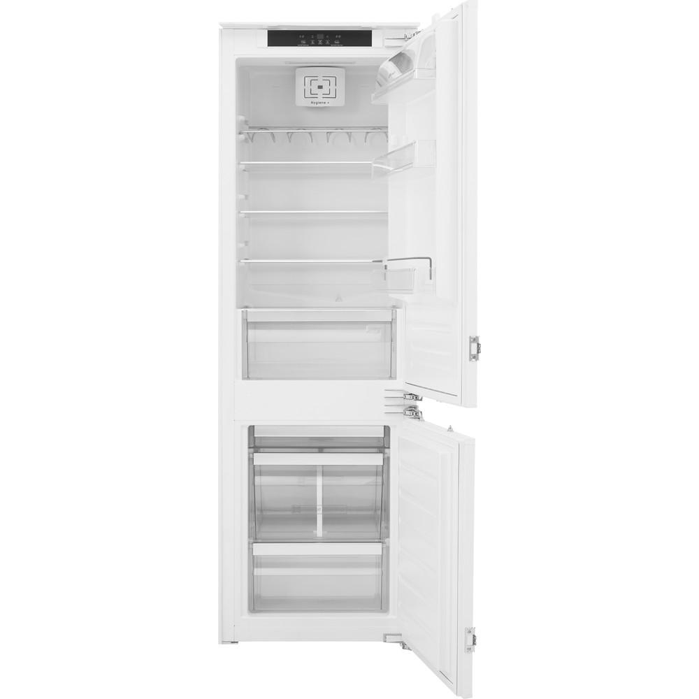 Bauknecht Kühl- / Gefrierkombination Einbaugerät KGISF 3184 A+ Weiss 2 doors Frontal open