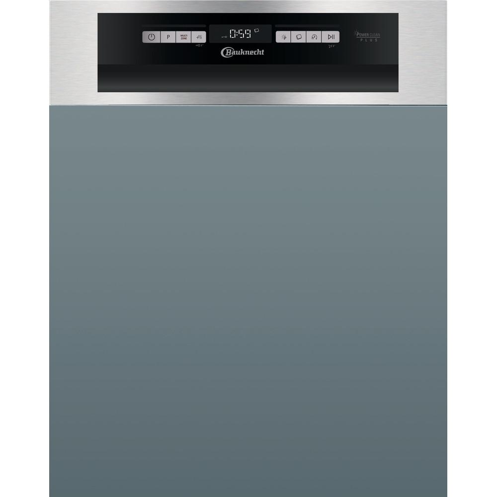 Bauknecht Dishwasher Einbaugerät BSBO 3O35 PF X Teilintegriert A+++ Frontal