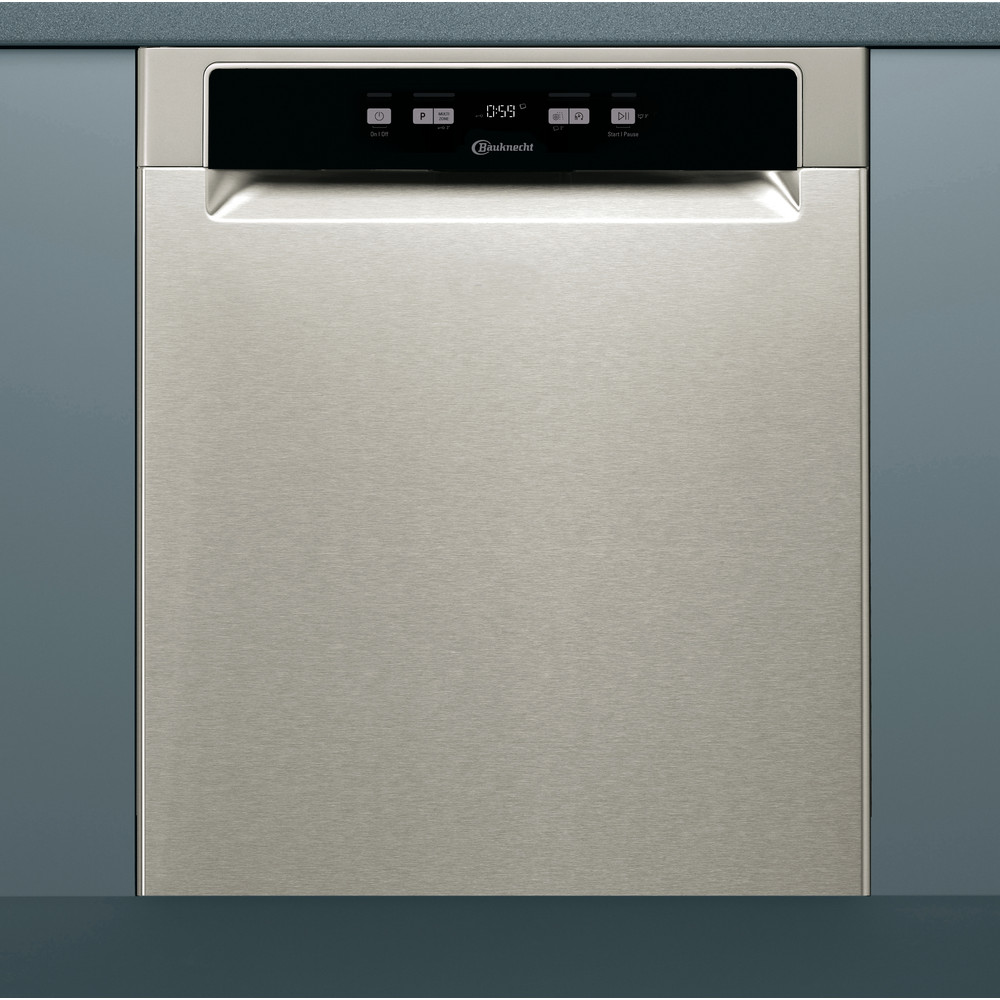 Bauknecht Dishwasher Einbaugerät OBUC Ecostar 5320 Unterbau D Frontal