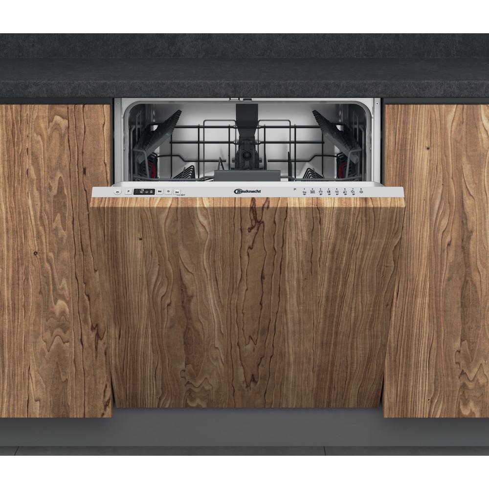 Bauknecht Dishwasher Einbaugerät BKIC 3C26 Vollintegriert E Frontal