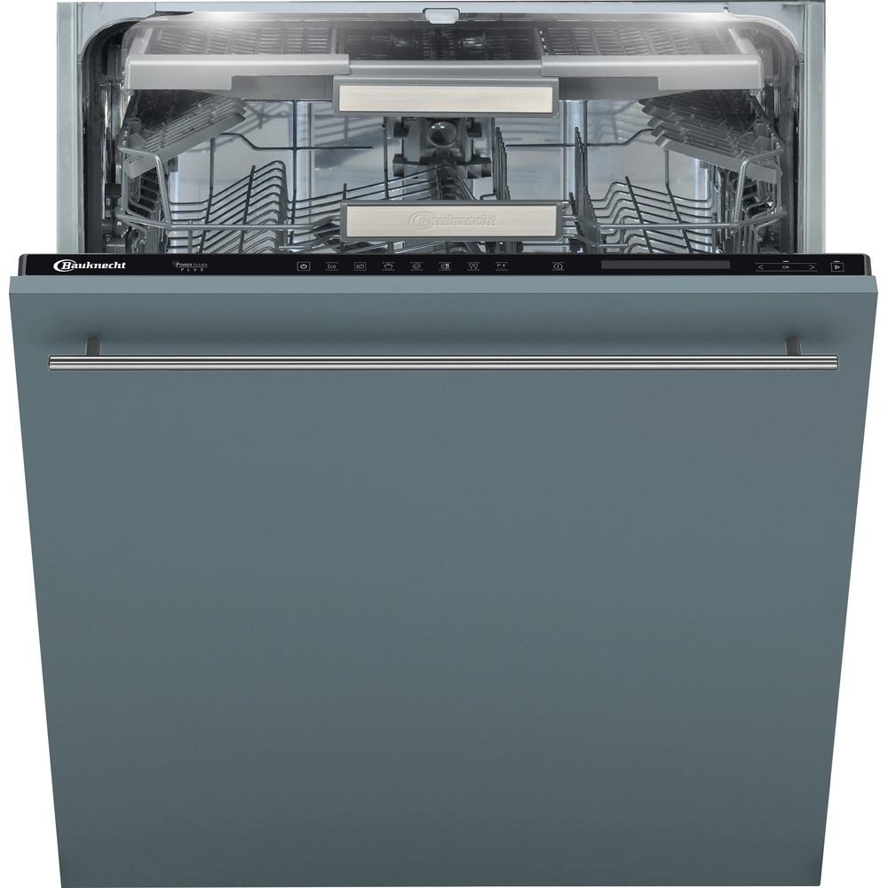 Bauknecht Dishwasher Einbaugerät BCIF 5O539 PLEGT Vollintegriert B Frontal