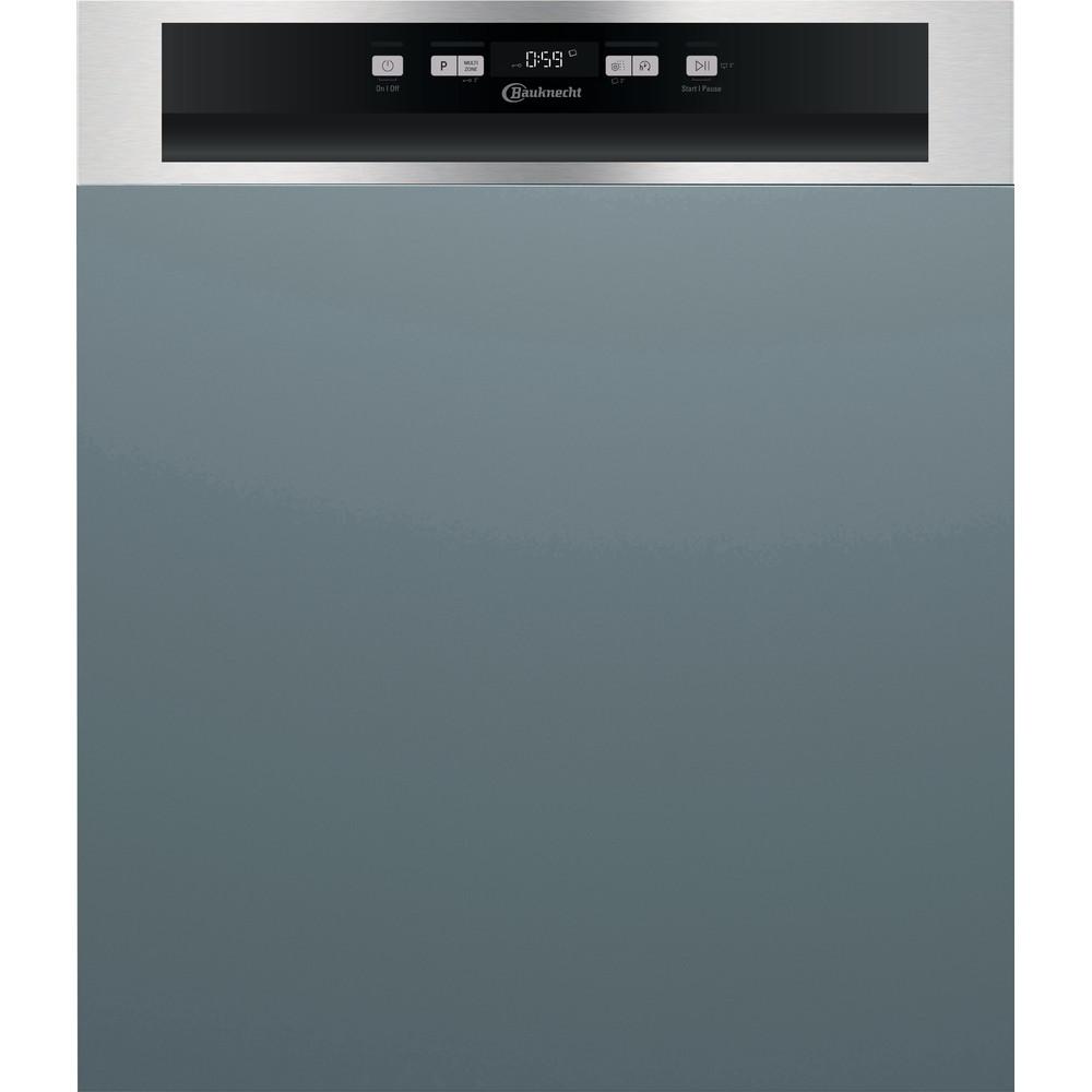 Bauknecht Dishwasher Einbaugerät IBBC 3C33 X Teilintegriert D Frontal