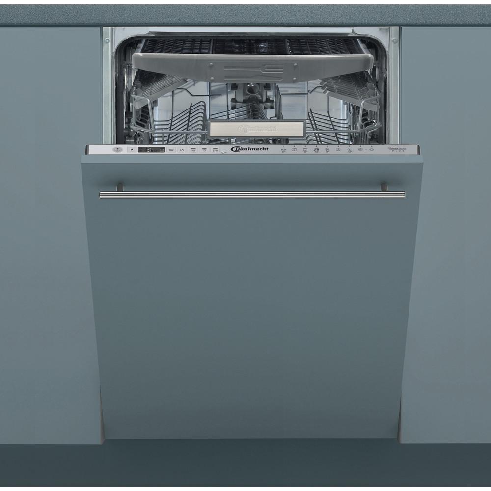 Bauknecht Dishwasher Einbaugerät BSIO 3O35 PFE X Vollintegriert A+++ Frontal