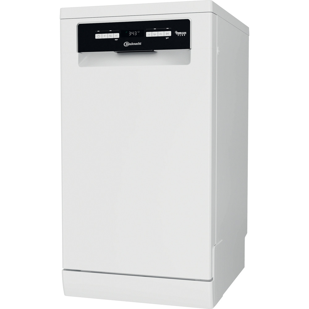 Bauknecht Dishwasher Standgerät BSFO 3O35 PF Standgerät A+++ Perspective