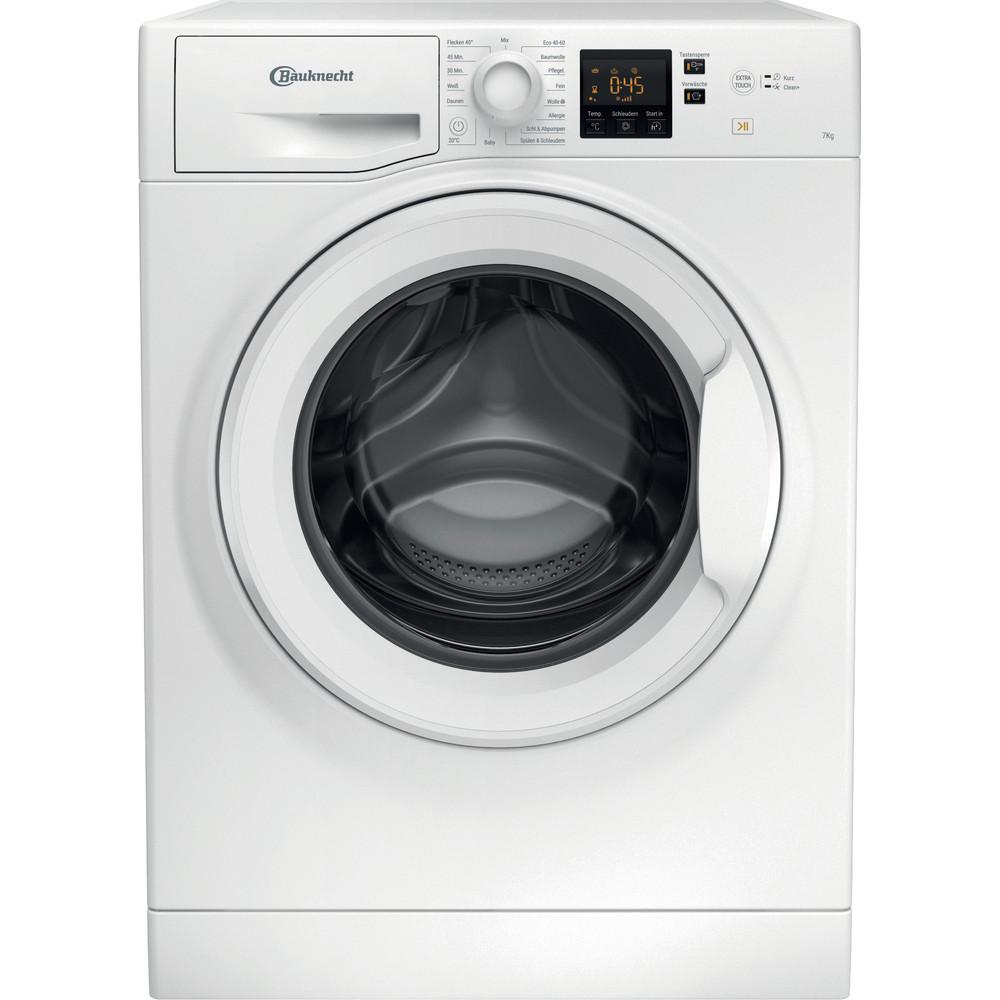 Bauknecht Waschmaschine Standgerät WBP 714 Weiss Frontlader A+++ Frontal
