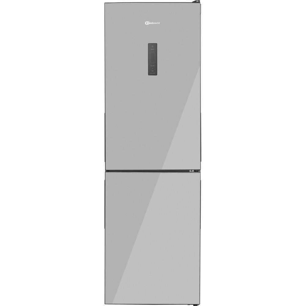 Bauknecht Kühl- / Gefrierkombination Standgerät KGN ECO 18 A3+ IN Edelstahloptik 2 doors Frontal