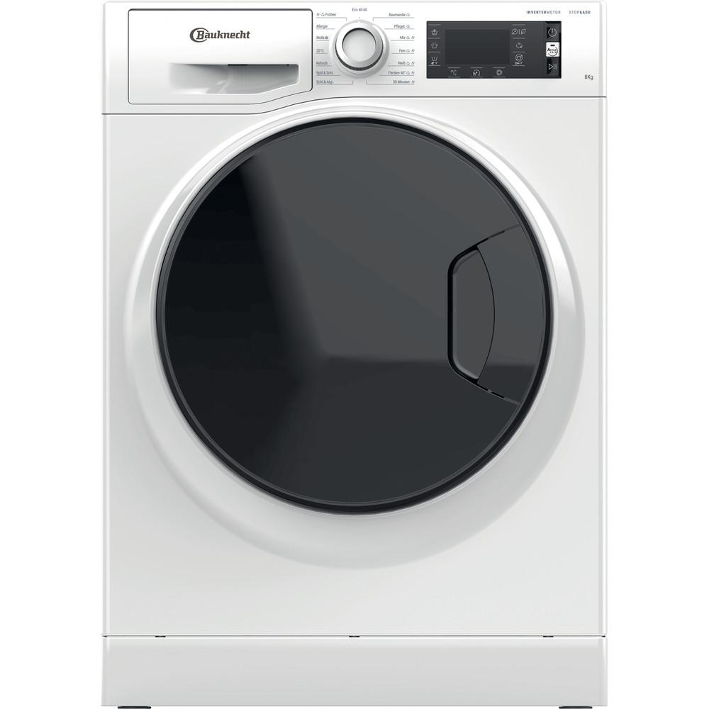Bauknecht Waschmaschine Standgerät WA Platinum 823 PS Weiss Frontlader B Frontal