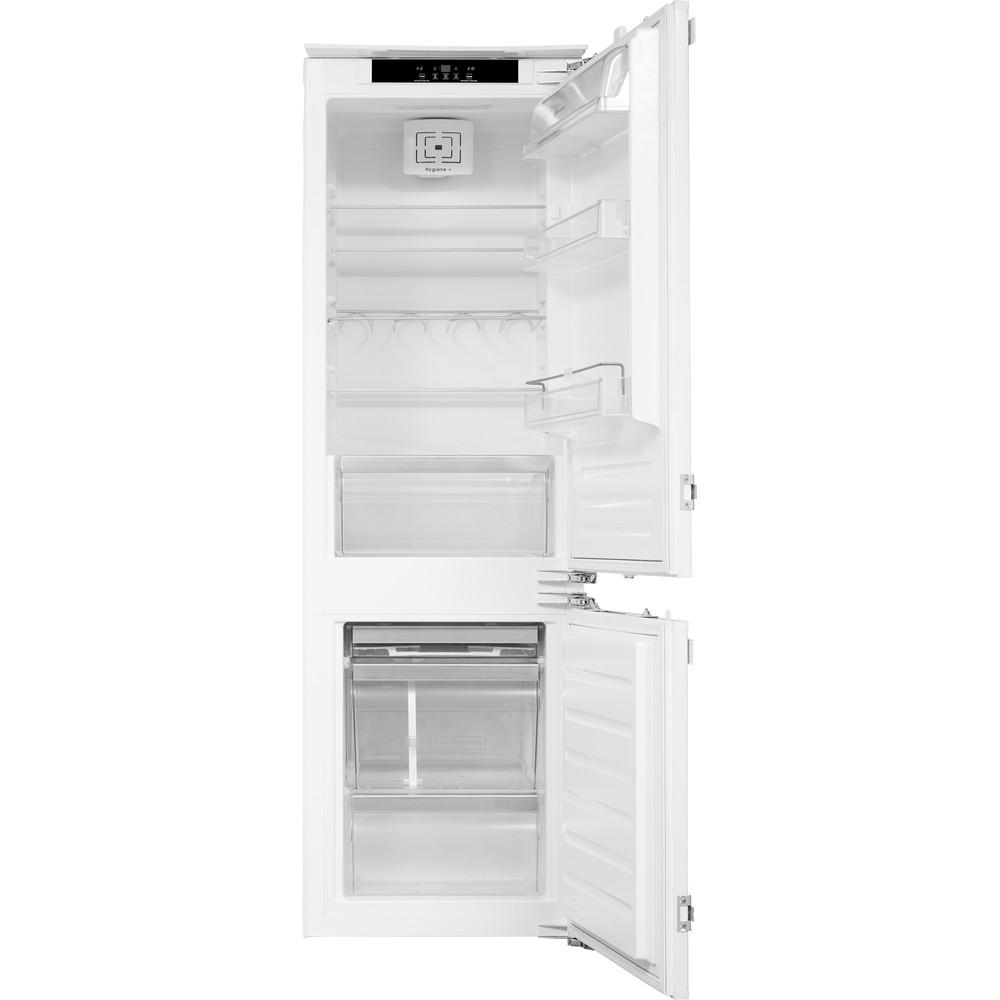 Bauknecht Kühl- / Gefrierkombination Einbaugerät KGISF 3284 A++ Weiss 2 doors Frontal open