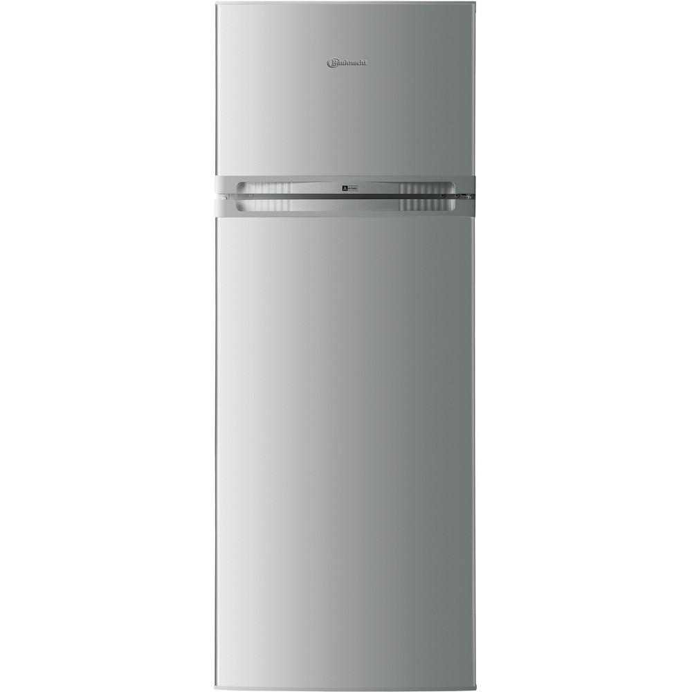 Bauknecht Kühl- / Gefrierkombination Standgerät KDA 2473 A2+ IO Silber 2 doors Frontal
