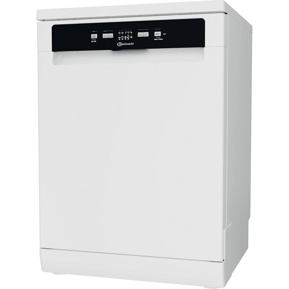 Bauknecht Dishwasher Standgerät BFE 2B19 Standgerät A+ Perspective
