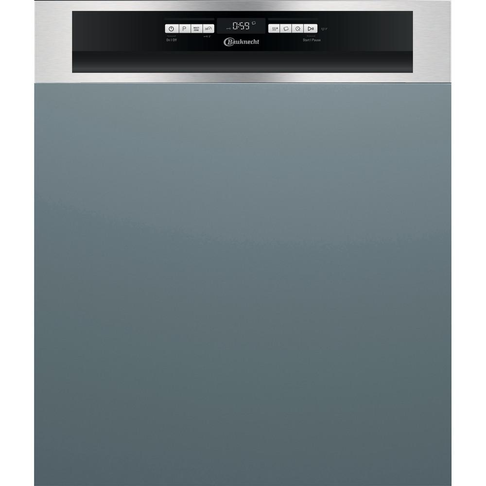 Bauknecht Dishwasher Einbaugerät IBBO 3C26 X Teilintegriert E Frontal