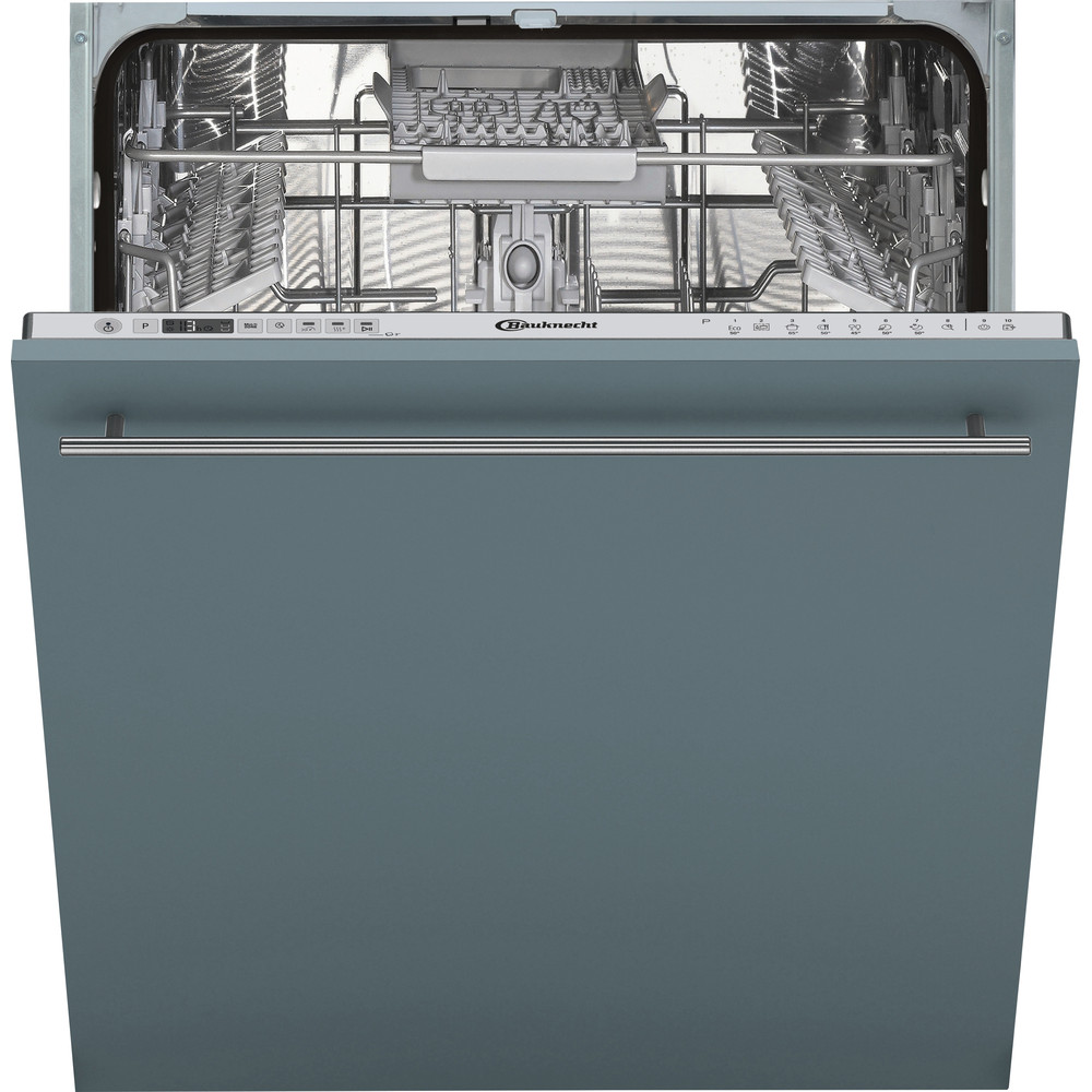 Bauknecht Dishwasher Einbaugerät BCIO 3C33 EC Vollintegriert A+++ Frontal