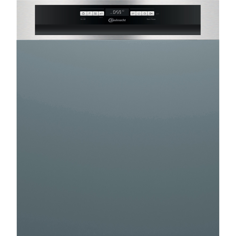 Bauknecht Dishwasher Einbaugerät BBO 3C33 C X Teilintegriert D Frontal