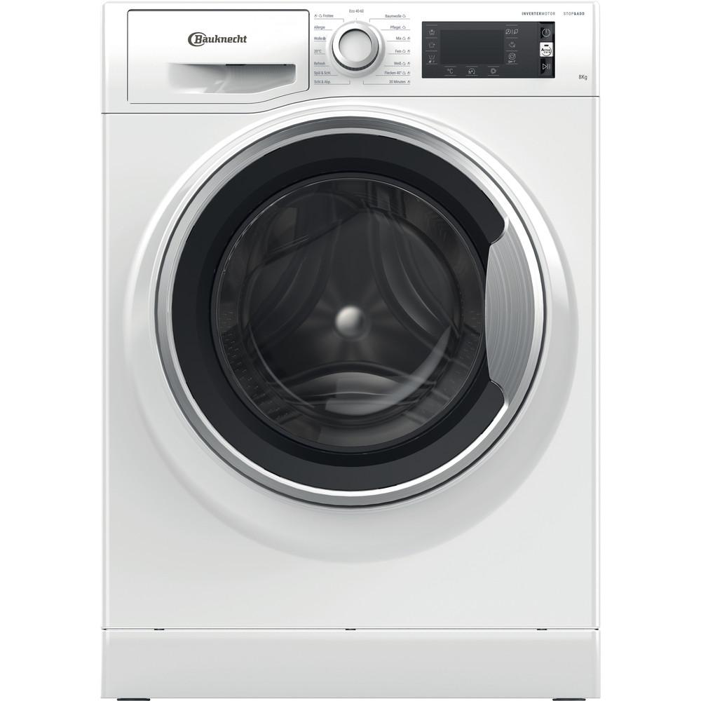 Bauknecht Waschmaschine Standgerät WM Class 823 PS Weiss Frontlader B Frontal