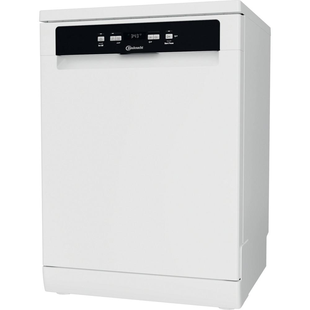 Bauknecht Dishwasher Standgerät BKFC 3C26 Standgerät A++ Perspective