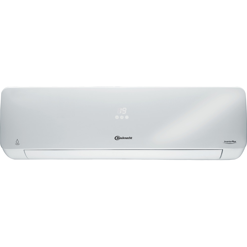 Bauknecht Air Conditioner SPIW309A2BK A++ Inverter Weiss Frontal