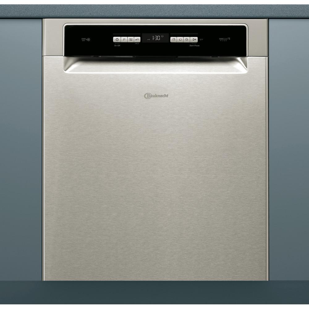 Bauknecht Dishwasher Standgerät BKUO 3T334 DLM XA Unterbau D Frontal