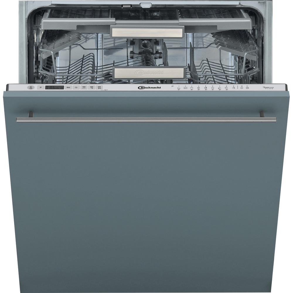 Bauknecht Dishwasher Einbaugerät BCIO 3T341 PLET Vollintegriert A+++ Frontal