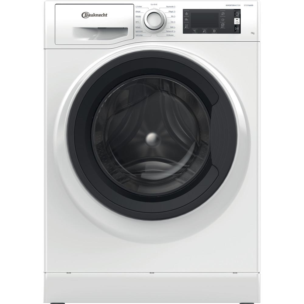 Bauknecht Waschmaschine Standgerät WM Elite 722 C Weiss Frontlader A+++ Frontal